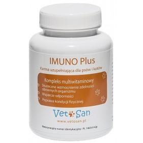 Vetosan Imuno Plus 60 tabletek