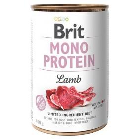 Brit Mono Protein Lamb puszka 400g