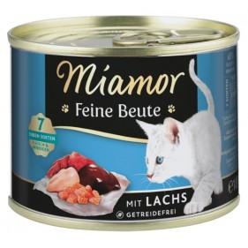 Miamor Feine Beute Lachs - łosoś puszka 185g